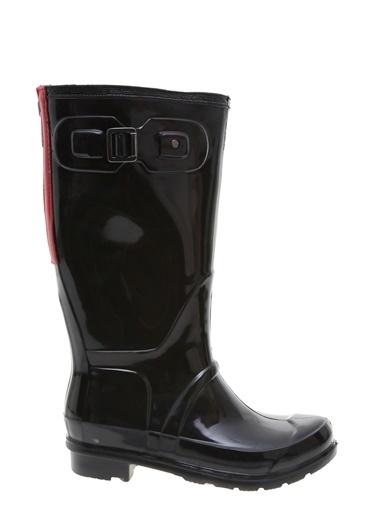 T-Box Yağmur Botu Siyah